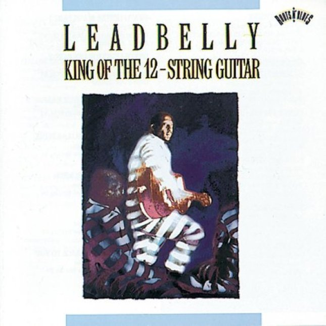 leadbelly king of the 12-string
