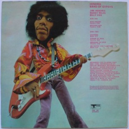 Band of Gypsys 2 dolls