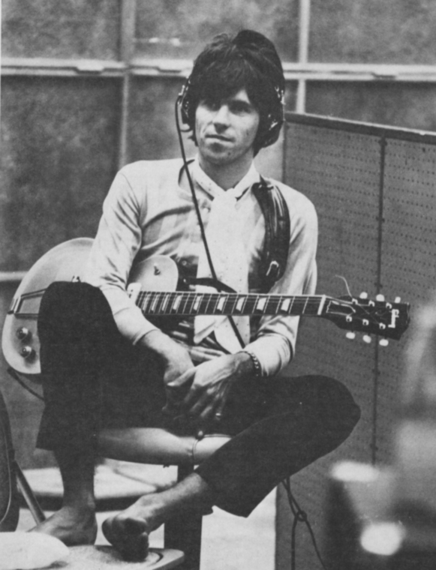 Keith Richards 1966 RCA