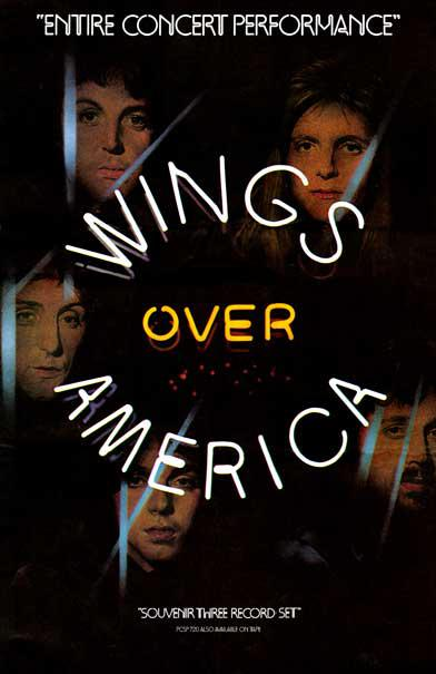 wings over Americ 6 promo poster