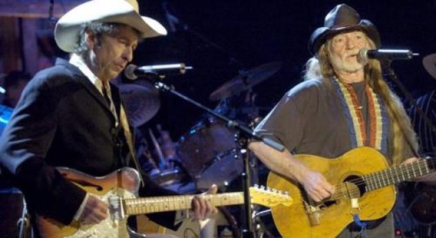 Bob+Dylan Willie+Nelson