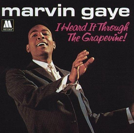 Marvin gaye I Heard It Through The Grapevine2