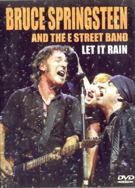 Bruce Springsteen Milan 2003 dvd