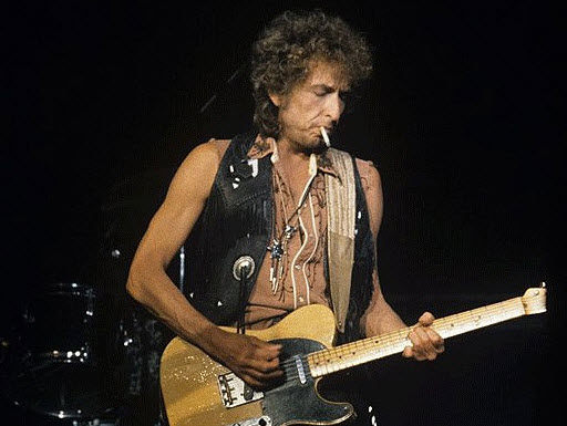 Bob Dylan Image One