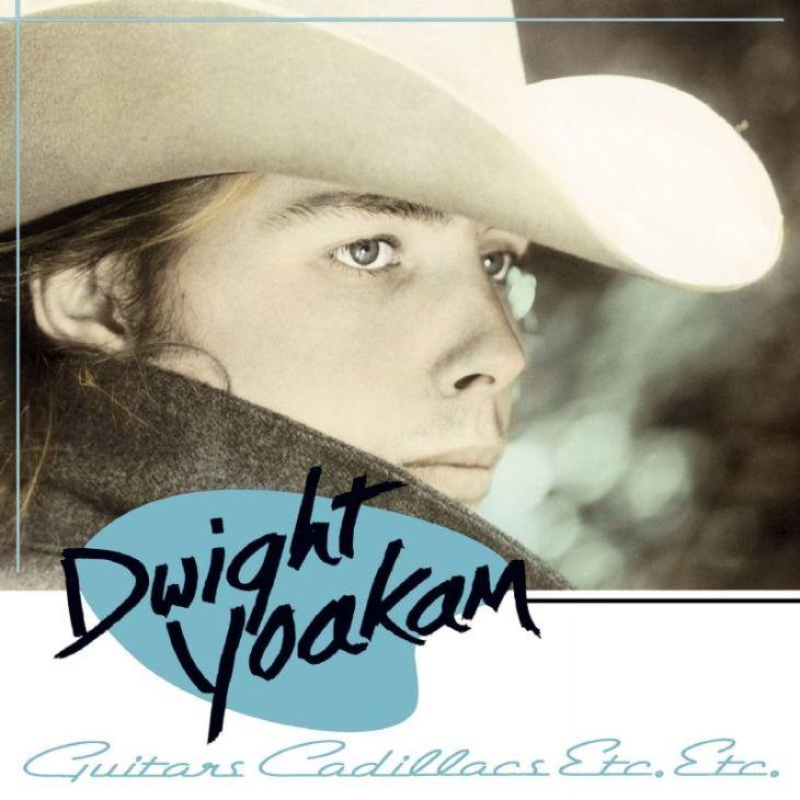 dwight yoakam Guitars-Cadillacs