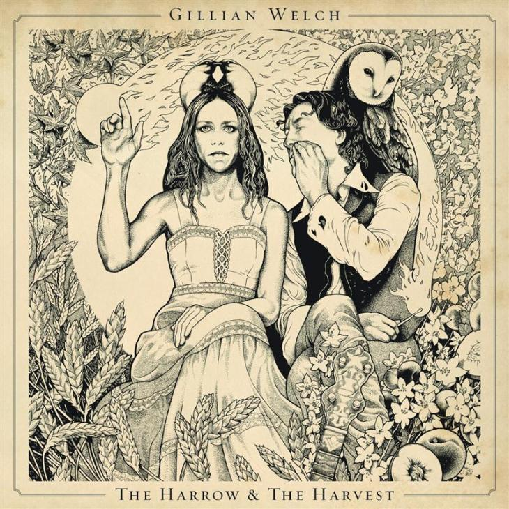 gillian welch harrow harvest