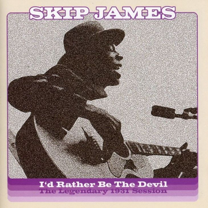 skip james rather be the devil