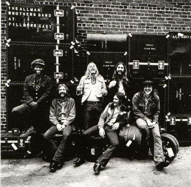 allman brothers fillmore east