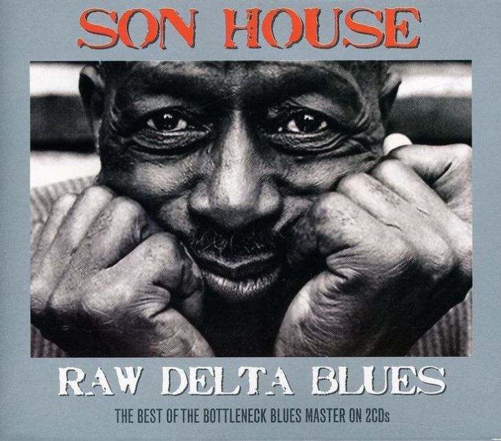 son house raw delta blues