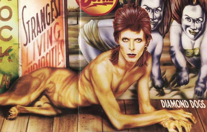 David Bowie diamond dogs2
