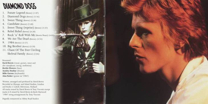 David Bowie diamond dogs3