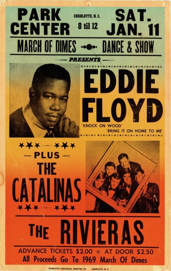eddie floyd poster