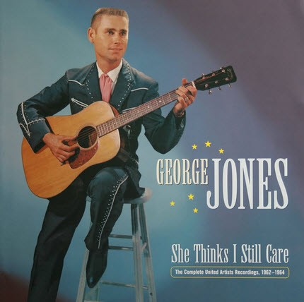 george jones she thinks i still care
