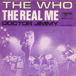 The who-the real me