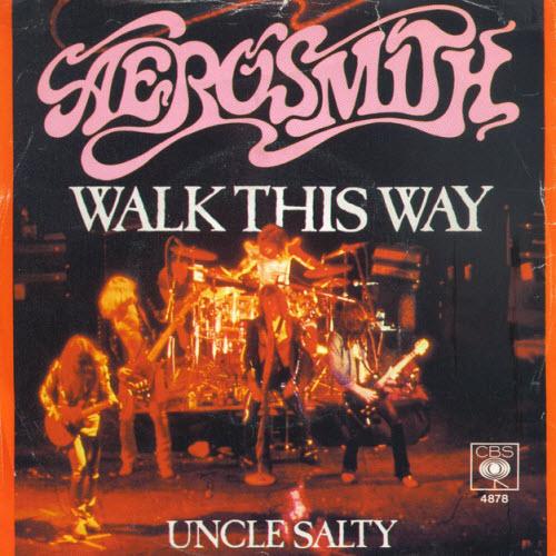 aerosmith walk this way