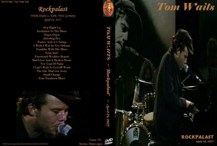 Tom waits rockpalast 1977 classic concert born to listen tom waitsrockpalast1977 stopboris Choice Image
