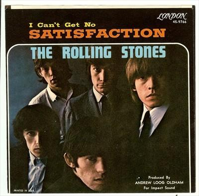 the rolling stones satisfaction