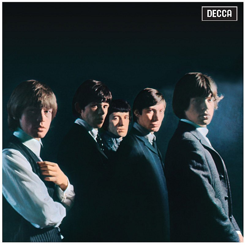 rolling stones, the - the rolling stones - 1964 - album cover