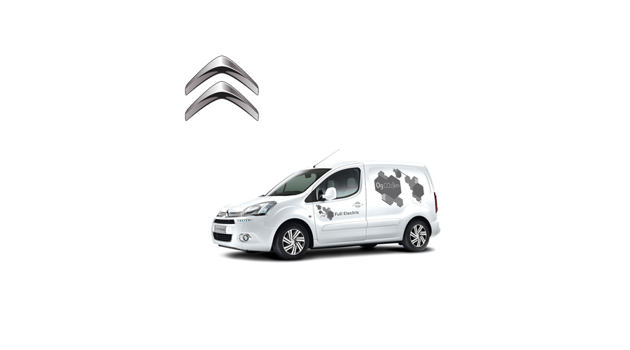 Citroen Berlingo Electric– alle elektrische auto's