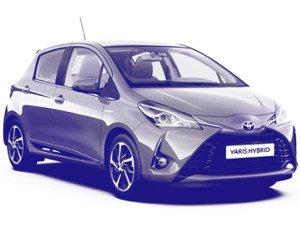 Toyota Yaris Hybrid gewinnen