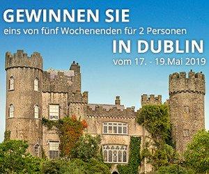 Dublin-Wochenende gewinnen