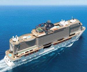 MSC Seaview Kreuzfahrt für zwei gewinnen
