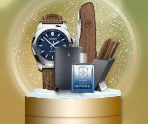 Victorinox-Gewinne zu Weihnachten