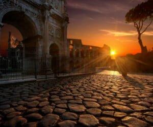 Reise nach Rom gewinnen