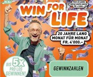 Lose von Swisslos gewinnen