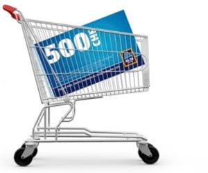 Aldi-Gutschein im Wert von CHF 500.- gewinnen