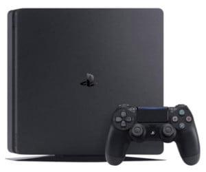 PS4 Slim gewinnen