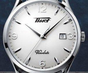 Armbanduhr Heritage von Tissot und Schwing- und Älplerfest-Eintritte gewinnen