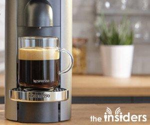 Nespresso Vertuo System testen