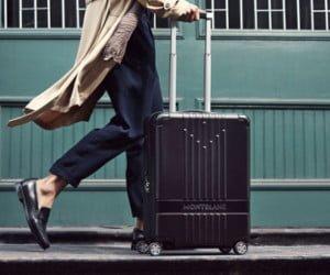 Reisekoffer Montblanc gewinnen