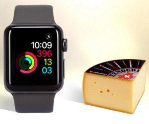 Swizzrocker-Käselaib und Apple Watch gewinnen