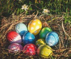 Liste der Oster-Verlosungen - hier kannst du viel gewinnen