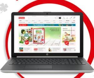 Laptop von HP und 23'000 Schweizer Franken gewinnen