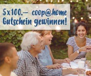 coop@home-Gutschein gewinnen