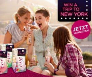 Städtereise nach New York für vier Freundinnen gewinnen