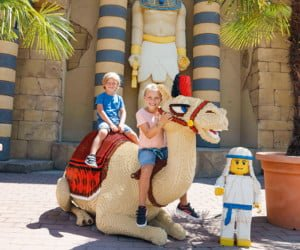 3x vier Tickets für das Legoland Resort Günzburg gewinnen