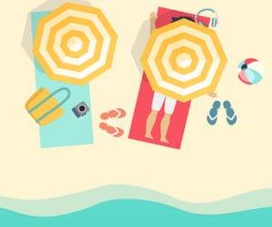 Sonnenpflege-Sets von Clarins gewinnen