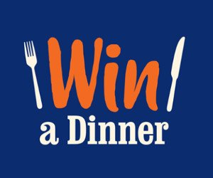 Abendessen für sechs Personen oder Geschenkpakete gewinnen