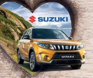 Wettbewerb: Suzuki Vitara 4x4 Automatik, Aufenthalt in der Weissbad Lodge und Rucksäcke von Mammut gewinnen