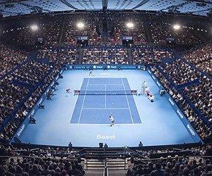 Tickets für das Halbfinale der Swiss Indoors gewinnen