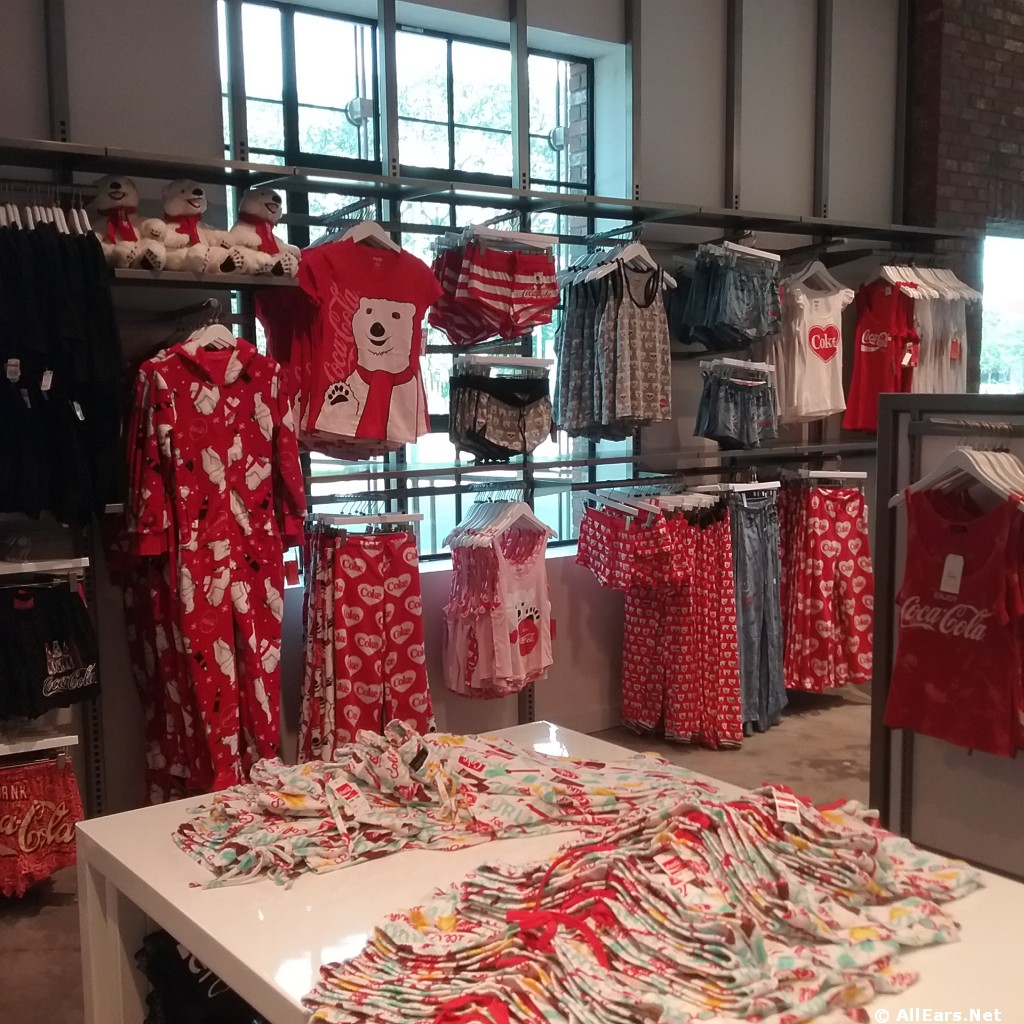 CocaCola Store at Disney Springs Town Center  AllEarsNet