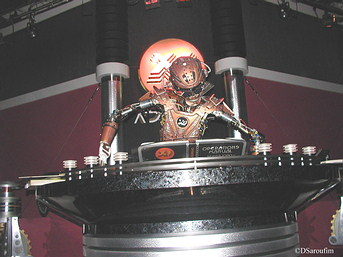 Image result for extraterrorestrial alien encounter disney