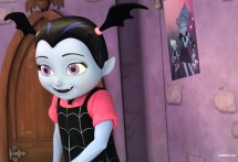 Vampirina Lands In Disney World' Hollywood Studios