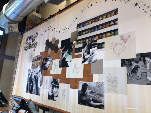 Disney Springs' World Of Store Renovation