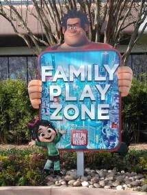Ralph Breaks Internet Family Play Zone In Epcot