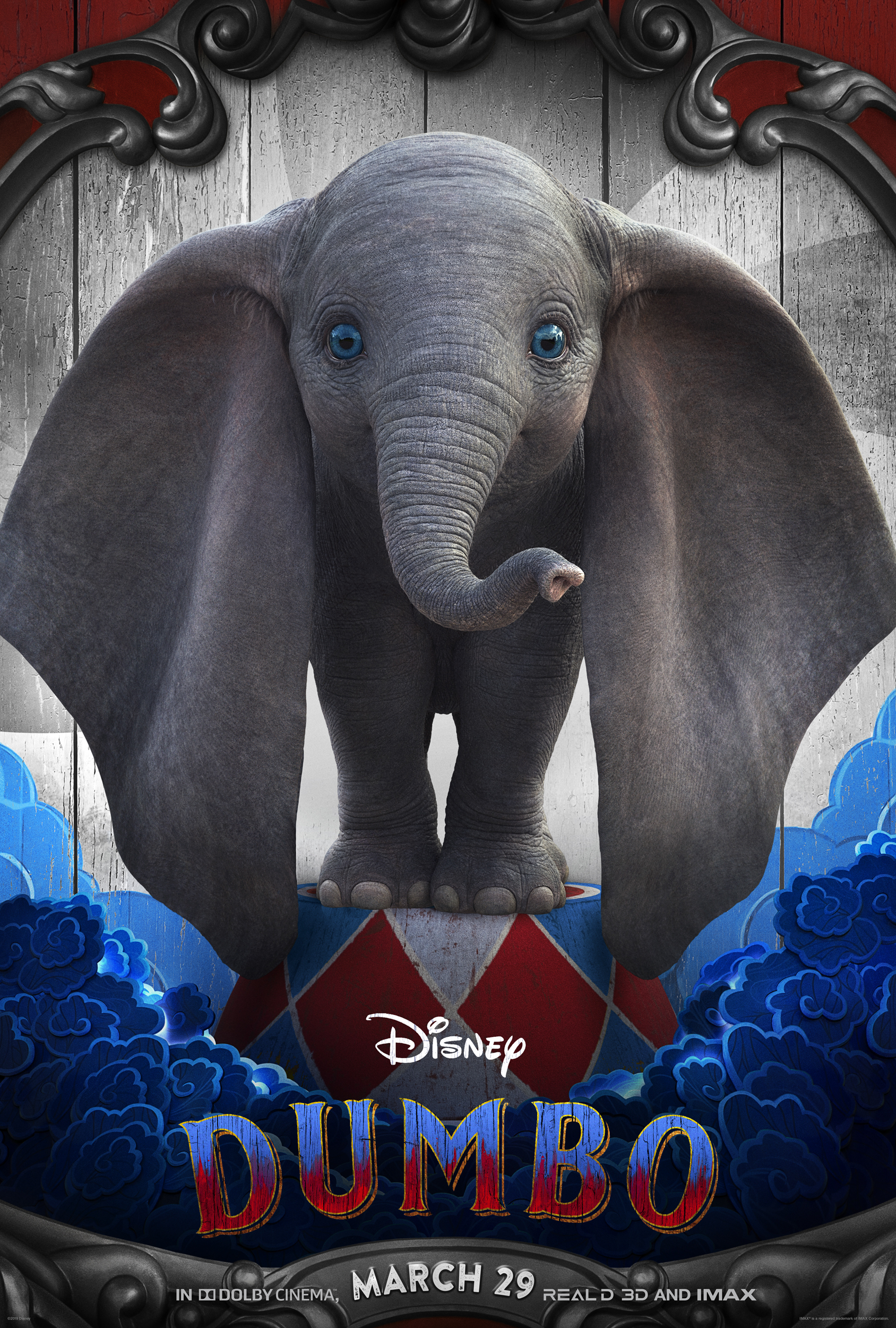 Image result for dumbo poster